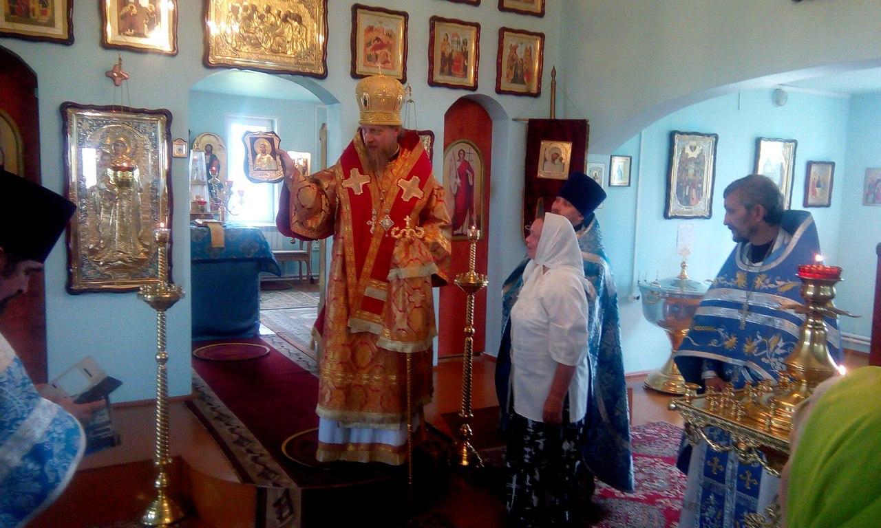 На память о пребывании Епископа на Ижемской земле